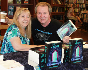 Author Lisa Fender celebrates book launch of Lore