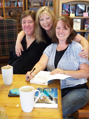 Lisa Fender and Toni Burns, Authors